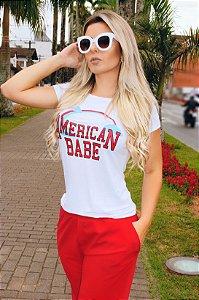 Tee american baby