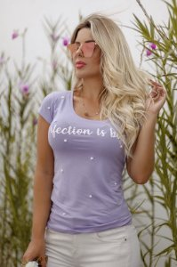 Tee perfection lilac