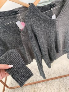 Tricot Duo Grey