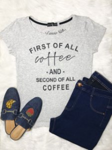 Tee First Coffee