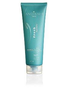Shampoo para cabelo oleoso - Cabelo Misto - Controle de Oleosidade -  Fresh Nature - sem sal - Andirah Brasil
