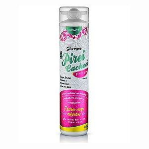 Shampoo para Cabelo Cacheado e Crespo – Natural Hidratação -  Pirei Cacheei -Sem Sal - Andirah Brasil
