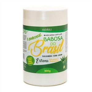 Mascara de Hidratação - Babosa no Cabelo - Hidratante Natural - Babosa do Brasil - Andirah Brasil
