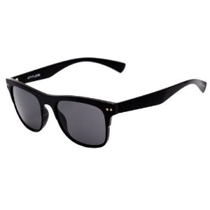 Óculos de Sol Atitude At 8008 A01 Preto Brilho E Fosco/ Cinza