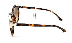 Óculos De Sol Feminino Atitude 5382 G21