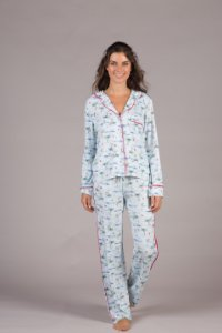 Pijama Malha Praia – 20.4020.2