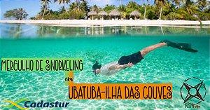 Mergulho de Snorkeling | Ilha das Couves/Ubatuba - 08/12/2019