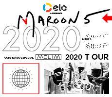 SHOW Maroon 5 - 01/03/2020