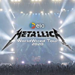 SHOW Metallica - 25/04/2020