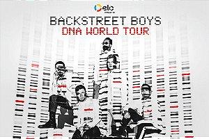 SHOW Backstreet Boys - 15/03/2020