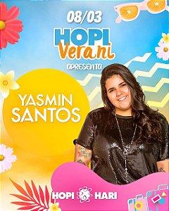 Yasmin Santos no Hopi Hari | 08/03/2020