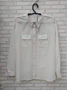 Camisa Feminina Básica Plus Size