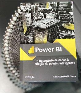 Power Bi: Do tratamento de Dados a criação de Painéis Inteligentes - 2ª Edição
