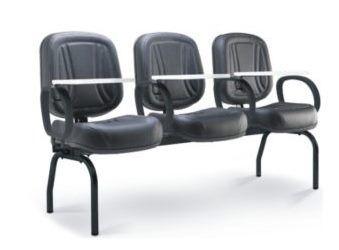 Cadeira PREMIUM LONGARINA DIRETOR