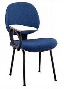 Cadeira universitária Executiva com prancheta escamoteavel