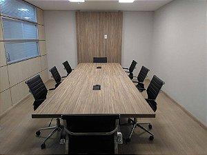 Mesa reunião Prius