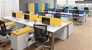 MESA PLATAFORMA PROFESSIONAL OFFICE