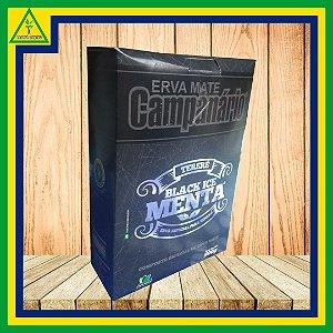 Erva Mate Campanário BLACK ICE MENTA 500g