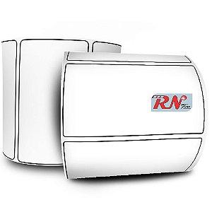 5 rolos Etiqueta 60x30 mm BOPP Fosco Branca