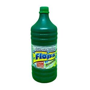 Água Sanitária Alvejante 1L FLOP'S