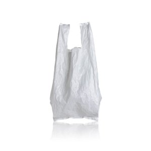 Sacola Plástica 30x40cm 0,0014mm Branca com 1.000 Sacolinhas