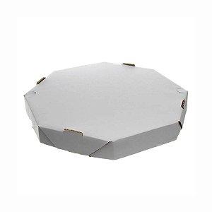 Caixa de Papelão Oitavada para Pizza 25cm com 25 Embalagens