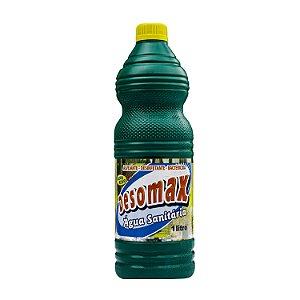 Água Sanitária Alvejante 1L Desomax