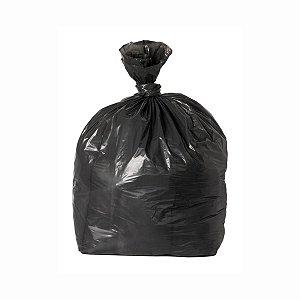 Saco para Lixo 40L 63x65cm 0,006mm Preto com 100 Sacos