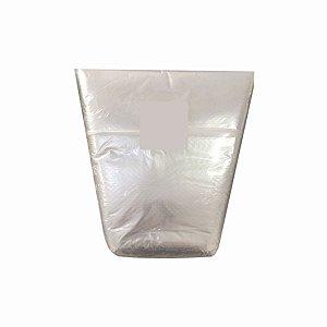 Saco Plástico Cone 22x37x35cm para Alface Grande e Outras Hortaliças