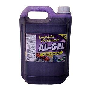Limpador Perfumado Gel Limpa e Desinfeta 5L AltoLim