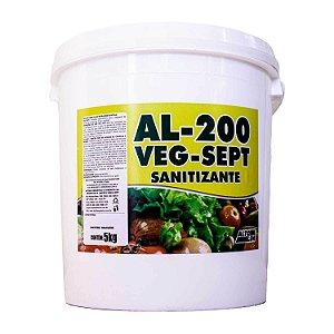 Sanitizante Higienizador de Verduras e Hortaliças 5kg AltoLim