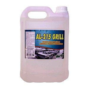 Removedor de Gorduras de Grill e Resíduos Carbonizados 5L AltoLim