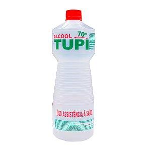 Álcool Etílico 70º INPM Líquido 1L Tupi