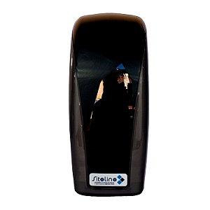 Dispenser para Papel Higiênico Interfolhado (Cai-Cai) Fumê Trilha