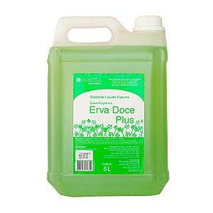 Sabonete Espuma Erva-Doce Plus 5L Exaccta