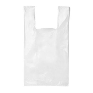 Sacola Plástica 40x50cm 0,004mm Branca com 2,5kg Neoplastic