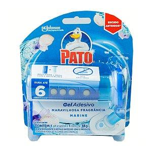 Gel Sanitário Marine Refil + Aparelho Pato