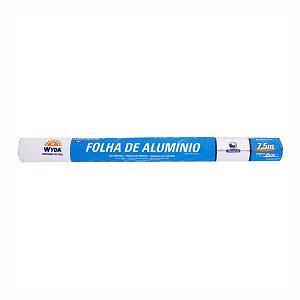 Folha de Alumínio 45cmx7,5m Wyda