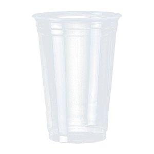 Copo Plástico Descartável 770ml PP Translúcido Cristalcopo