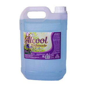 Álcool Perfumado Lavanda 5L AltoLim