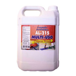Limpador Instantanêo Multiuso Limpeza Pesada Citrus 5L AltoLim