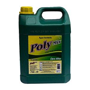 Água Sanitária Alvejante 5L Polymix