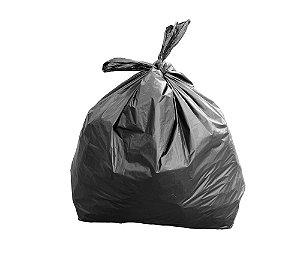 Saco para Lixo 40L Super Resistente 63x65cm 0,012mm Preto