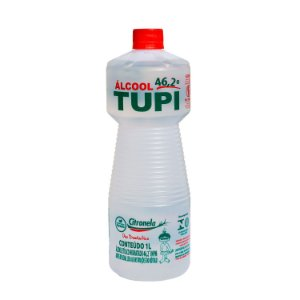 Álcool Etílico 46,2º INPM Citronela 1L Tupi