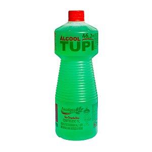 Álcool Etílico 46,2º INPM Eucalipto 1L Tupi