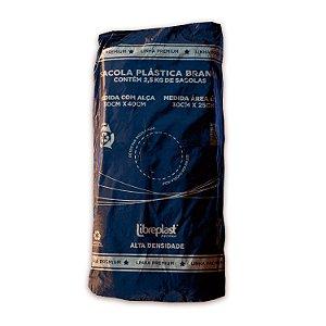 Sacola Plástica Linha Premium 30x40 2.5kg Libreplast