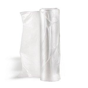 Folha Plástica para Frios 25x35cm em Bobina Plástica Picotada