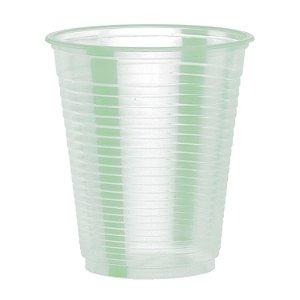 Copo Descartável 180ml Biodegradável PS com 100 Unidades Copomais