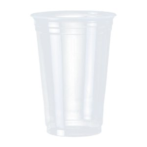 Copo Plástico Descartável 550ml PP Translúcido Cristalcopo