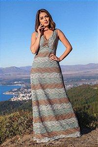Vestido Longo Luciana